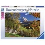 Puzzle 1000 Peças Outono Nas Montanhas - Ravensburger - Importado