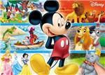 Ficha técnica e caractérísticas do produto Puzzle Gigante Disney - Grow