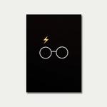 Ficha técnica e caractérísticas do produto Quadro Harry Potter