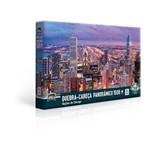 Quebra-cabeça 1500 Peças Panorâmico - Skyline de Chicago