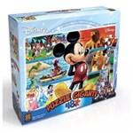 Ficha técnica e caractérísticas do produto Quebra Cabeça 48 Peças Gigante Disney