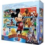 Ficha técnica e caractérísticas do produto Quebra-Cabeca Cartonado Disney Gigante 48Pecas Grow