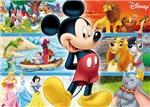 Ficha técnica e caractérísticas do produto QUEBRA-CABECA Cartonado Disney Gigante 48PECAS Unidade GROW