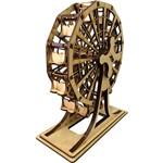 Ficha técnica e caractérísticas do produto Quebra-Cabeça 3D Roda Gigante - Cia Laser