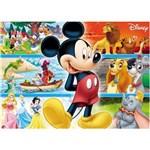 Ficha técnica e caractérísticas do produto Quebra Cabeça Disney Peças Gigantes - Grow
