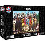 Quebra Cabeça Estrela The Beatles 500 Peças