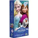 Quebra-cabeça 200 Peças Metalizado Frozen