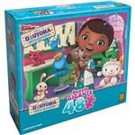 Quebra-Cabeça Gigante Doutora Brinquedos - Grow