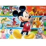 Ficha técnica e caractérísticas do produto Quebra-Cabeça Grow Gigante Disney - 48 Peças