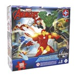 Quebra-cabeça Super Avengers - Syg06 - Estrela