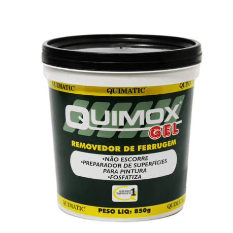 Quimox Gel 850g - Tapmatic