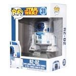 Ficha técnica e caractérísticas do produto R2-D2 - Funko Pop Star Wars