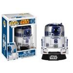 Ficha técnica e caractérísticas do produto R2-D2 Star Wars Funko Pop