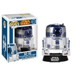 Ficha técnica e caractérísticas do produto R2-D2 - Star Wars - Funko Pop