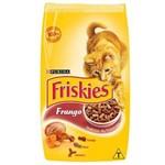 Ração Nestlé Purina Friskies Frango - 3kg