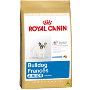 Ração Royal Canin Bulldog Francês Junior 1kg