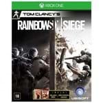 Ficha técnica e caractérísticas do produto Rainbow Six Siege- Tom Clancys-Game One