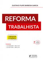 Ficha técnica e caractérísticas do produto Reforma Trabalhista (2020)