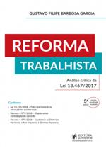 Ficha técnica e caractérísticas do produto Reforma Trabalhista (2019)