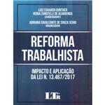 Ficha técnica e caractérísticas do produto Reforma Trabalhista - 01ed/18
