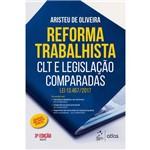 Ficha técnica e caractérísticas do produto Reforma Trabalhista - 03ed/18