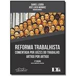 Ficha técnica e caractérísticas do produto Reforma Trabalhista - 02Ed/19