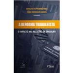 Ficha técnica e caractérísticas do produto Reforma Trabalhista, a