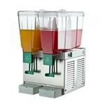 Ficha técnica e caractérísticas do produto Refresqueira IBBL 30L 2 Depósitos Inox 127V BBS2 17111001