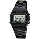 Relógio Casio Vintage Preto- B640wb-1adf