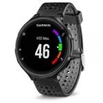 Ficha técnica e caractérísticas do produto Relógio Com Monitor Cardíaco Embutido Garmin Forerunner 235 Preto Com Bluetooth E Gps