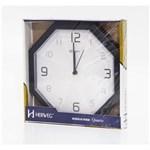 Ficha técnica e caractérísticas do produto Relógio de Parede - Preto