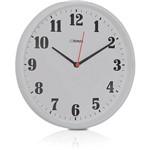 Relógio de Parede Quartz Branco - Herweg