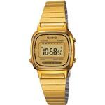 Relógio Feminino Casio Digital Social LA670WGA-9DF