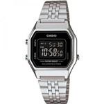 Relógio Feminino Casio Digital Vintage La680wa-1bdf