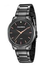Ficha técnica e caractérísticas do produto Relógio Feminino Mondaine 53616LPMVPE3 Preto