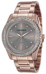 Ficha técnica e caractérísticas do produto Relógio Feminino Mondaine 76568LPMVRE7 43mm Aço Rosê