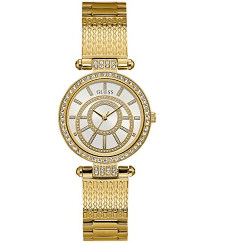 Ficha técnica e caractérísticas do produto Relógio Guess Feminino 92666LPGDDA2 0