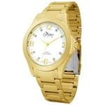 Relógio Masculino Analógico Condor CO2035AW4B - Dourado