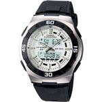 Relógio Masculino CASIO Digital Social AQ-164W-7AVDF