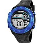 Ficha técnica e caractérísticas do produto Relógio Masculino Clubes Technos Digital Casual Cruzeiro Casual CRU1360B/8A