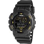 Ficha técnica e caractérísticas do produto Relógio Masculino Mormaii Digital MO1417/8P