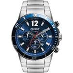 Relógio Masculino Orient Analógico Esportivo MBSSC123