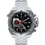 Relógio Masculino Orient Analógico Prata MBSSC065 G1SX