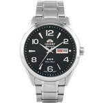 Ficha técnica e caractérísticas do produto Relógio Masculino Orient Automático 469SS052 G2SX - Prata