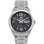 Ficha técnica e caractérísticas do produto Relógio Masculino Orient Automático Prata 469SS050 G2SX