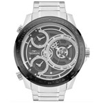 Ficha técnica e caractérísticas do produto Relógio Masculino Technos Legacy 2035Mlc/1P Prata