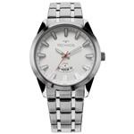 Ficha técnica e caractérísticas do produto Relógio Masculino Technos Prata 2115KZB/1B
