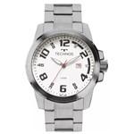 Ficha técnica e caractérísticas do produto Relógio Masculino Technos Racer 2115Mgr/1B Prata