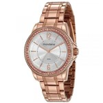 Ficha técnica e caractérísticas do produto Relógio Mondaine Feminino 53601LPMVRE3