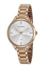 Ficha técnica e caractérísticas do produto Relógio Mondaine Feminino 53670lpmvre2 Rosê
